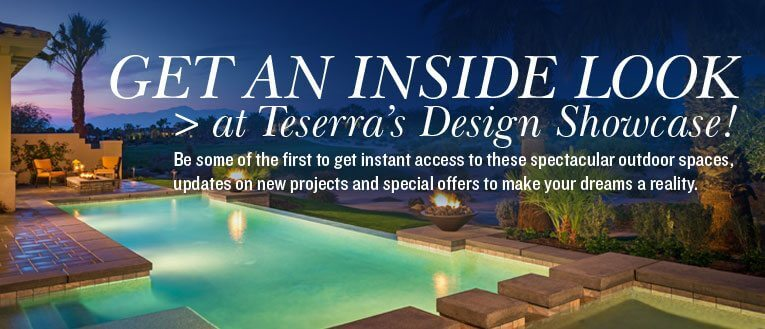 Swimming Pools Teserra Outdoors Palm Springs Ca