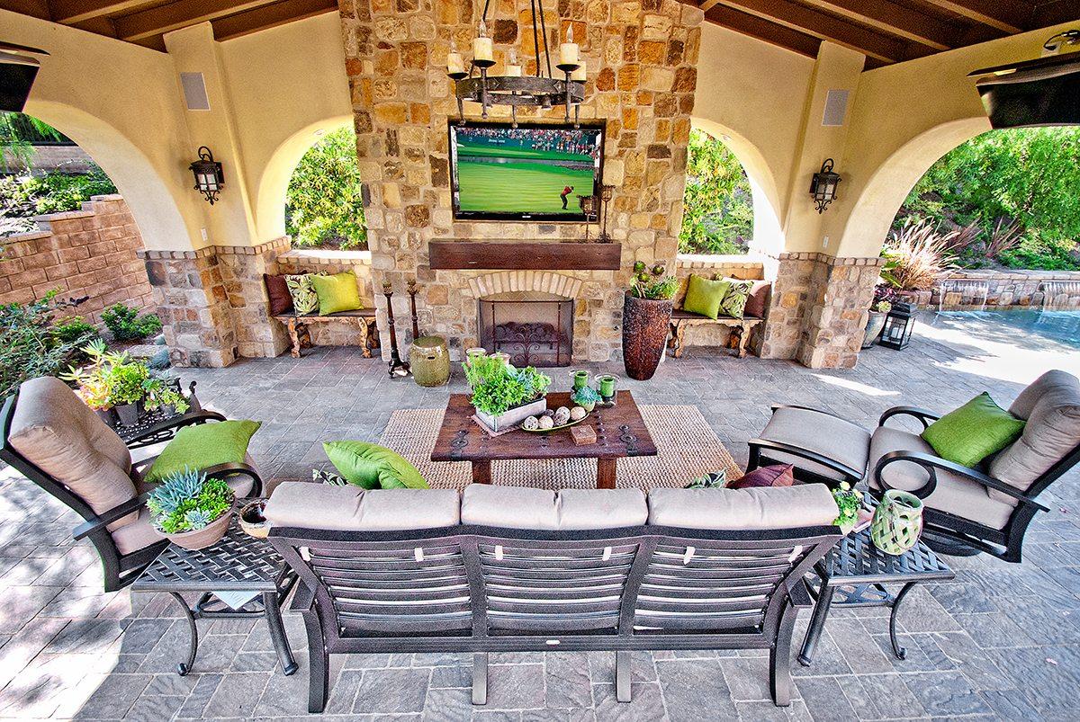 cabanas patio covers casitas teserra outdoors palm springs ca