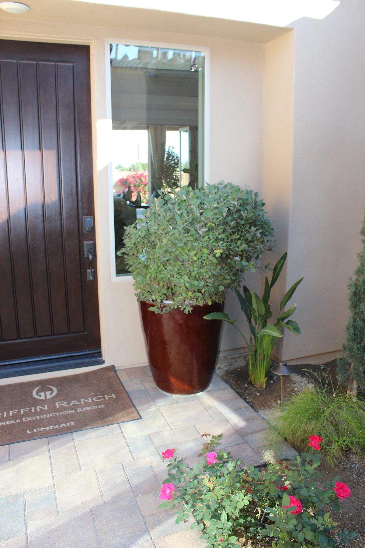 Pottery Teserra Outdoors Palm Springs Ca