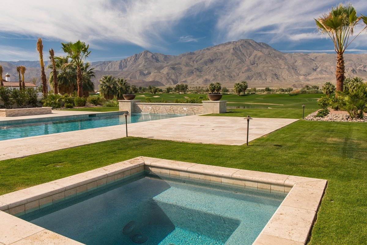 Pools And Spas Contemporary Teserra Outdoors Palm